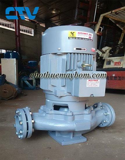 Cho thuê máy bơm công nghiệp tại Hà Nội