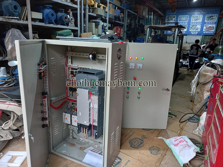Đơn vị cung cấp lắp đặt tủ điện điều khiển máy bơm bằng biến tần